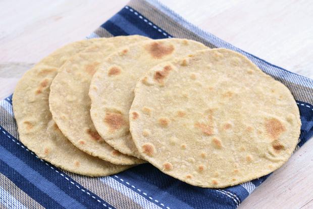 Chapati (Indian Flatbread) – Daniel Fast Foodie